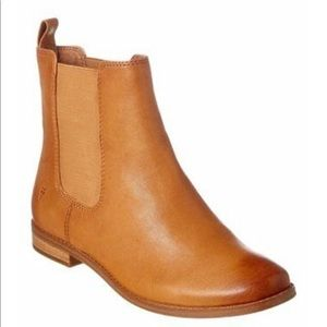 Frye Anna Camel Chelsea boot size 7.5